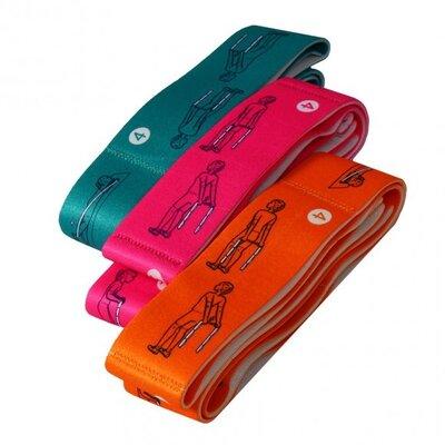 Эспандер эластичная лента для растяжки BT-SG-0001 Размер 95х4 см.