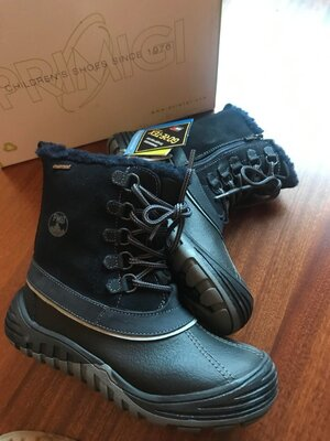 Primigi Gore Tex зимние ботинки 33 р