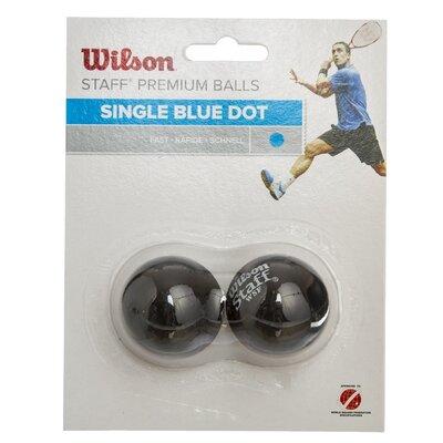 Мяч для сквоша Wilson Staff 617500 2 мяча в комплекте быстрый мяч