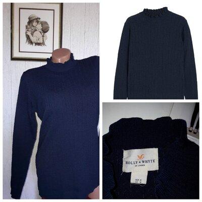 Holly & Whyte р М Красивый ажурный свитерок сток