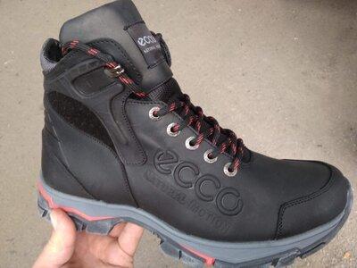 Ботинки/кроссовки натуральная кожа ecco