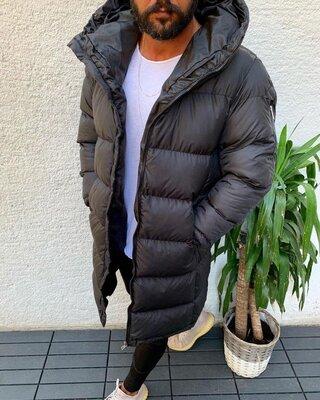 Удлиненная куртка