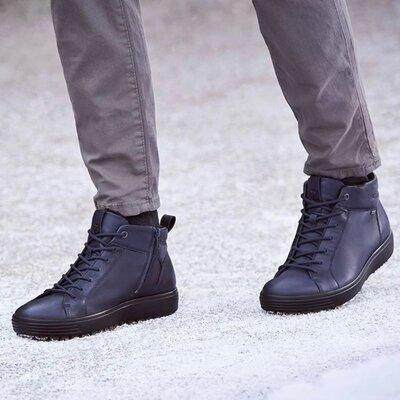 Новые Ботинки Ecco Vitrus Дания Оригинал р.45 29,8 см