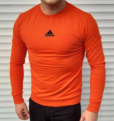 Мужская кофта свитшот Adidas Адидас Мж-453 расцветки