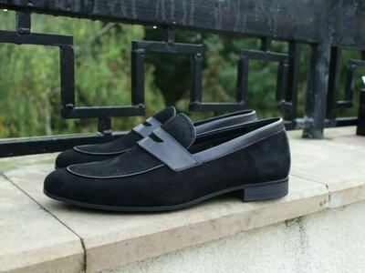 Лофери-Стильне чоловіче взуття