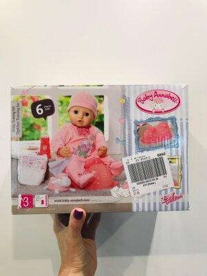 Продано: Zapf Creation Горшок для кукол Baby Annabell с аксессуарами