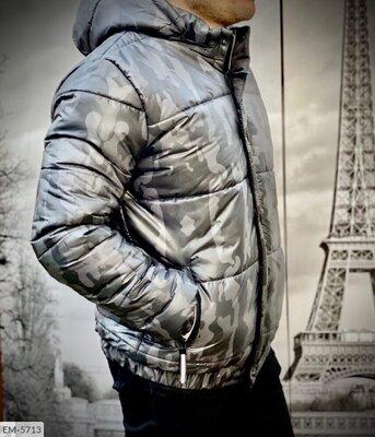 Мужская куртка, евро зима