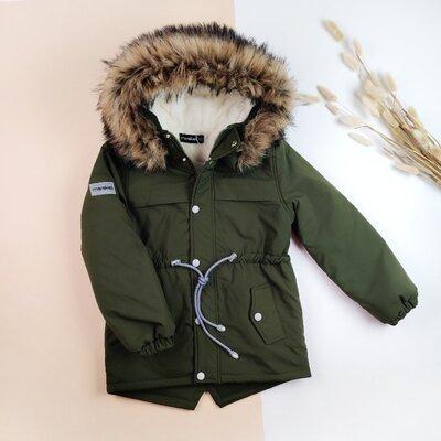 Зимняя парка для деток куртка на зиму для мальчика на мальчика