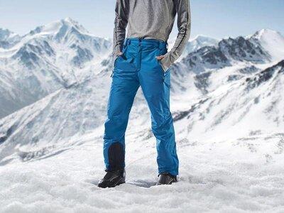 Мужские лыжные штаны немецкого бренда Crivit Европа Оригинал