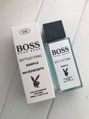 Hugo boss bottled tonic 60ml pheromon tester