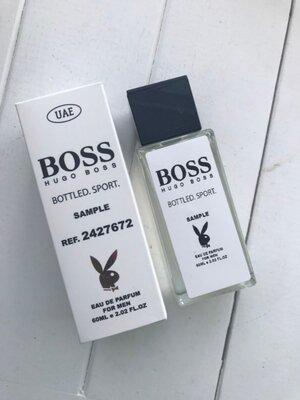 Hugo boss bottled sport 60ml pheromon tester