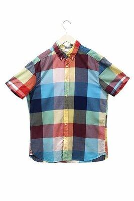 Оригинальная рубашка от бренда H&M разм. М
