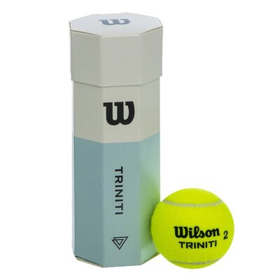 Мяч для большого тенниса Wilson Triniti 125200 3 мяча