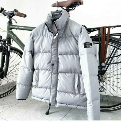 Крутая молодежная куртка курточка зимняя евро зима демисезонная теплая пуховик бомбер короткая