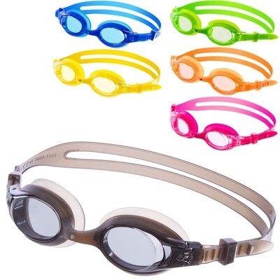 Очки для плавания детские MadWave Junior Autosplash 041902 6 цветов