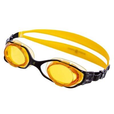 Очки для плавания MadWave Precize 045101 поликарбонат, силикон