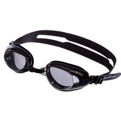 Очки для плавания MadWave Raptor 0427100 поликарбонат, силикон