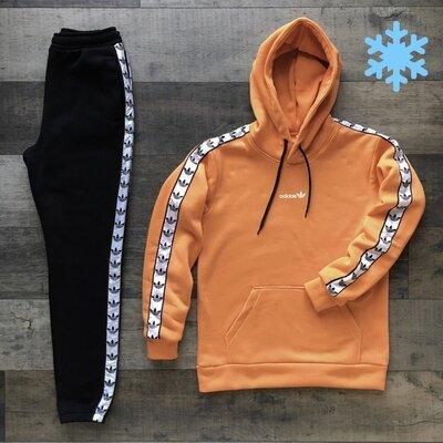 Продано: Костюм спортивный Adidas утепленный, 3 цвета