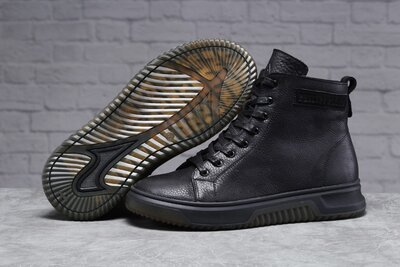 31512 Ботинки зимние Philipp Plein мех
