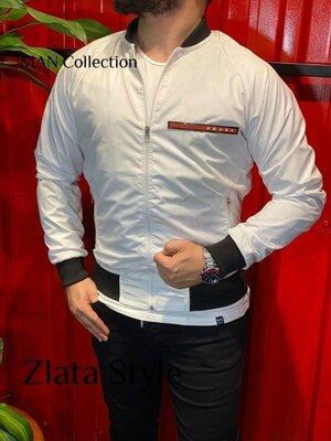 Модель 7193 Ветровка Ткань Плащевка Канада Производство Турция Декорирован фирменным логотипом Отме