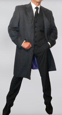 Кашемировое пальто люкс класса.Англия.