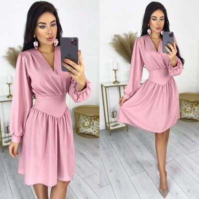 Элегантное женское платье Диагональ