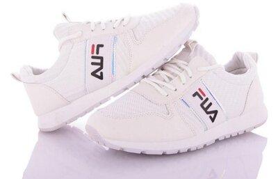 Брендові кросівки Fila Ideal 36 38 41 кроссовки