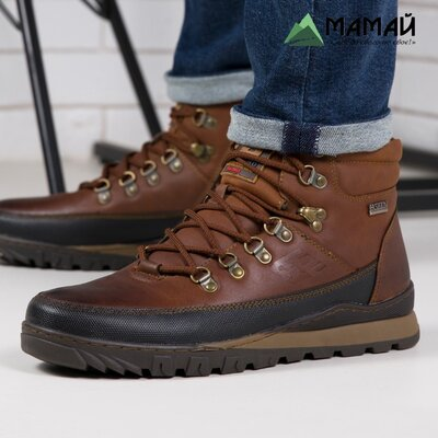 Продано: Зимние мужские ботинки -20 °C Черевики чоловічі кроссовки 567-6