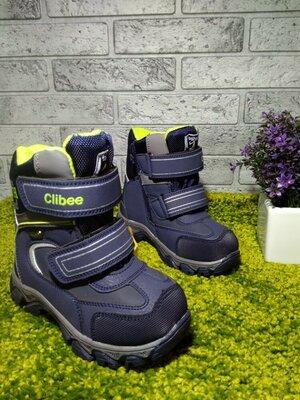 Термоботинки зимние детские TM Clibee