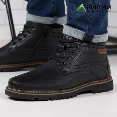 Зимние мужские ботинки -20 °C Черевики чоловічі кроссовки 196051-1