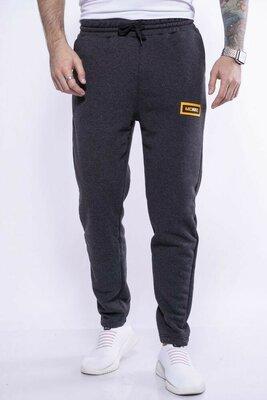 Продано: Мужские спортивные штаны на флисе