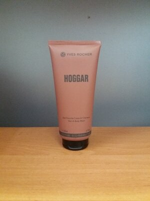 -55% мужской парфюмированный гель шампунь для душа hoggar хогнар ив роше ів роше