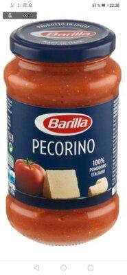 Barilla - Sos do makaronu Pecorino - pomidorowy z serem Pecorino