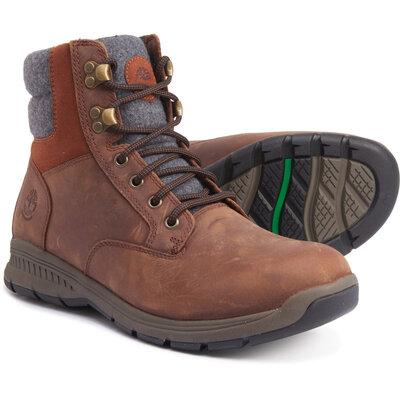 Теплые водонепроницаемые ботинки Timberland Norton Ledge Оригинал Сша