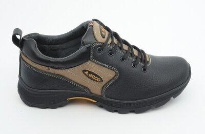 Мужские кожаные кроссовки Ecco 42, 43, 45 размер