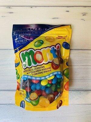Конфеты арахис в сахарной глазури Monti 240г Польша