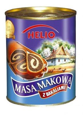 Маковая масса Helio Masa Makowa 900гр. Польша