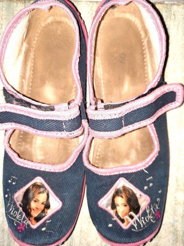 Тапочки для девочки: 50 грн - домашняя обувь zetpol в Днепропетровске (Днепре), объявление №27396884 Клубок (ранее Клумба)
