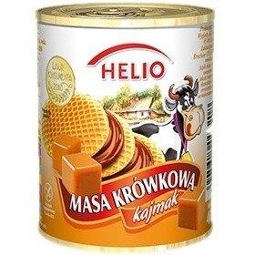 Helio Masa Krowkowa Kajmak сгущенное молоко с карамелью, 400 гр.