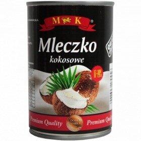 M&K Mleczko Kokosowe кокосовое молоко, 400 мл.