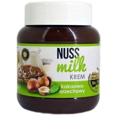 Nuss milk шоколадно- ореховая паста