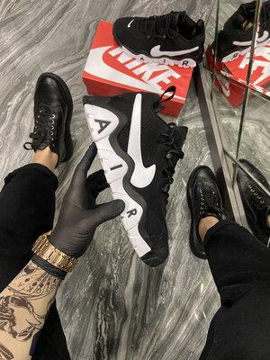 Nike Air Barrage Low Black