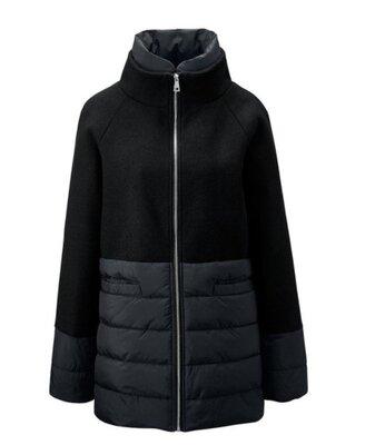 пальто с шерстью от Tchibo Германия , размеры наши 50-52 44 евро