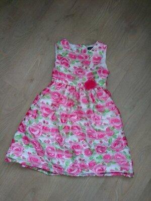 Платье пышное на 9-10 лет