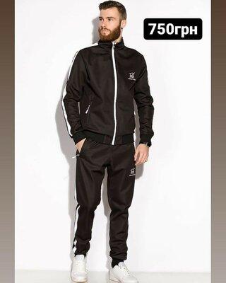 Продано: Чоловічий теплий зимовий спортивний костюм на флісі зимний спорт костюм мужской на флисе