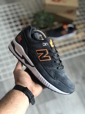 New Balance 530 Gray Orange