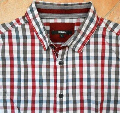 рубашка George размер L 50-52