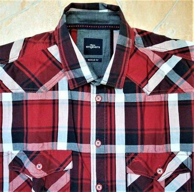 рубашка Engbers размер М 50-52