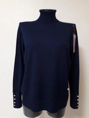 Мега шикарное качество Новинка Джемпер с горлом,свитер,оверсайз,с кашемиром