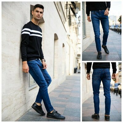 Продано: Мужские джинсы